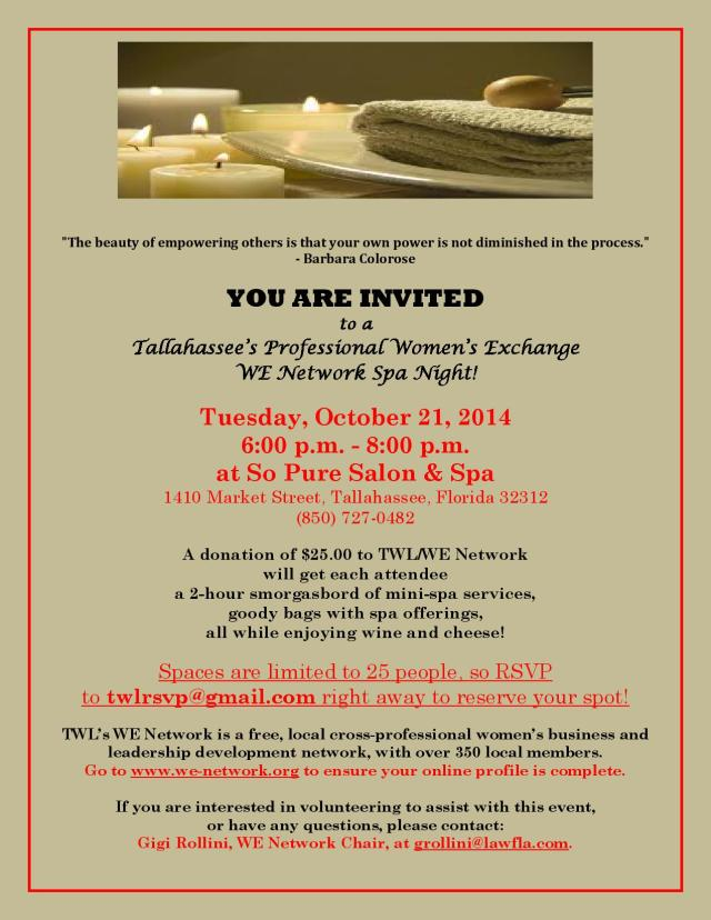 WE Network 10-21-14 Event Flyer-page-001